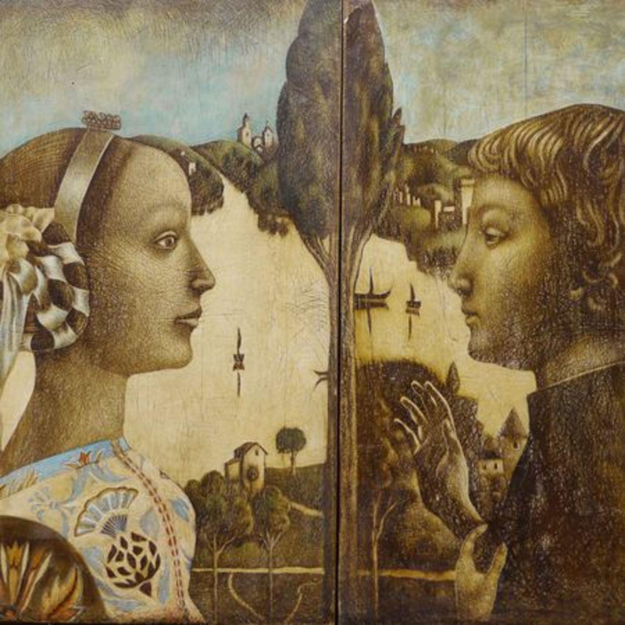 Выставка Марины Хакимовой «Сад семи королей»