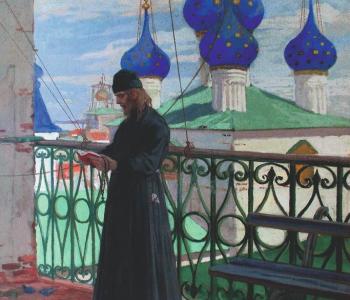 Выставка Ивана Горюшкина