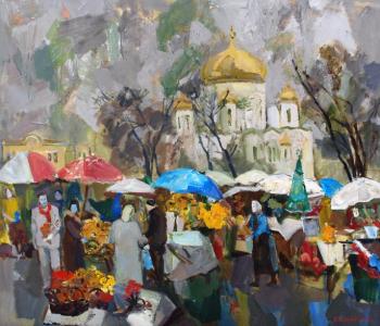 Выставка работ Виталия Федоровича Коробова