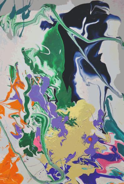 Выставка «Симфонии Александра Качановского»
