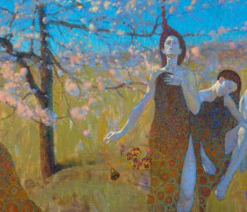 Выставка Татьяны Лусегеновой