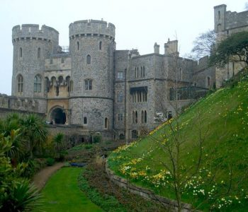 Англия. Виндзорский замок