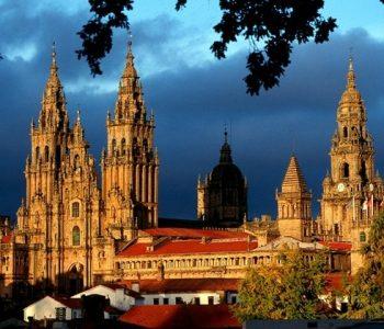 Кафедральные соборы Испании: Сантьяго-де-Компостела, Леон, Толедо
