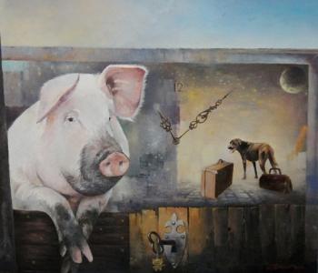 Свинья – счастье в дом