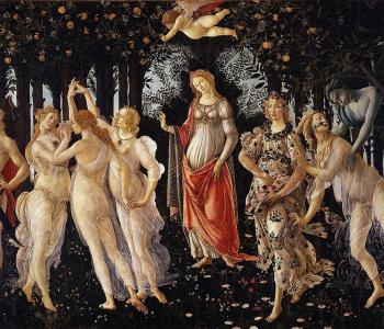Лекция «Вечная Весна. Сандро Боттичелли» из цикла «Искусство Ренессанса»