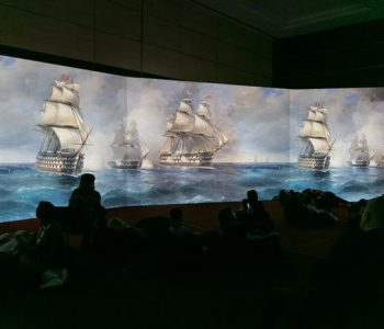 «Айвазовский. Гений и море» на выставке «Арт-Ростов»